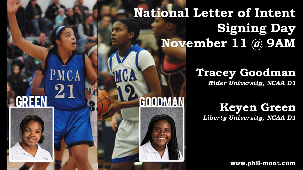national letter of intent signing day national letter of intent signing day 23751 | Phil Mont nli signing